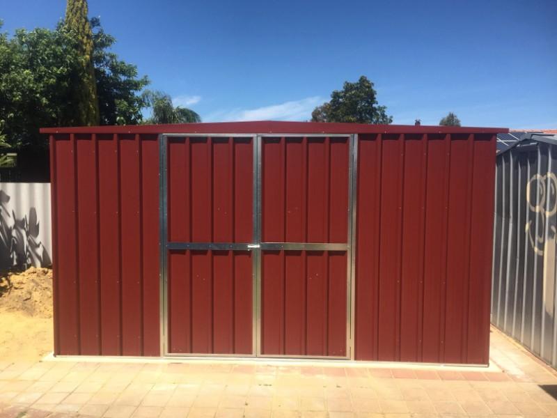 Just Garden Sheds - Garden Sheds Perth - Perth Garden Sheds
